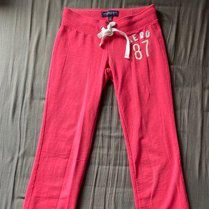 Aeropostale Pink Sweatpants